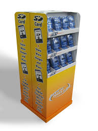 Types Of Retail Displays Depending On The Product You Can Select From A Number Different Display Options O Floor Stand Units Are