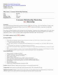 Company Secretary Resume Examples 119 For Internship Sample Unique Disney Example