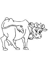 Coloriage De Légumes Célèbre Tr¨s Mots Croises Pour Enfants Wn35 Coloriage Vache Veau Taureau
