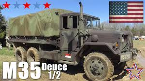 100 7 Ton Military Truck Top Reasons To Own An M35 Deuce And A Half