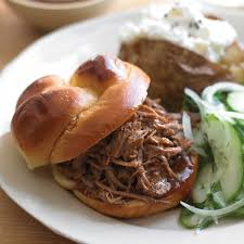 Southern PulledPork Sandwiches
