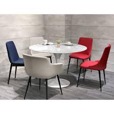 Tulip Dining Table-Round Marble (replica) – Dia1100 ...