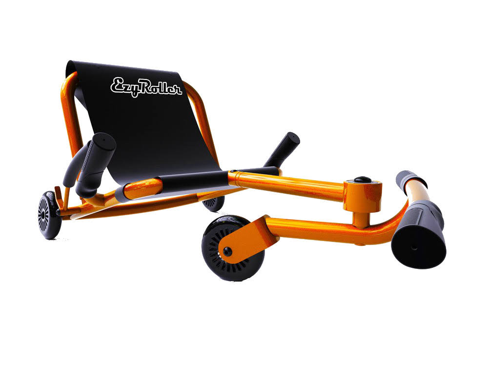 Ezy Roller Kids Ultimate Riding Machine - Orange