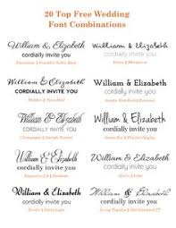 Wedding Invitation Font For Invitations Your Charming 15