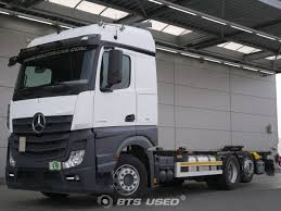 Mercedes Actros 2545 L Truck Euro Norm 6 €37200 - BTS Used