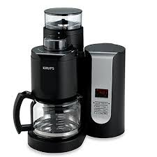 KrupsR Duo Filter 10 Cup Pro Grinder Brewer Coffee Maker