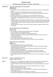 Administrative Supervisor Resume Samples | Velvet Jobs Unique Administrative Assistant Skills For Resume Atclgrain Sample Cover Letter For Assistant Valid New Position Wattweilerorg Examples Of Luxury Musical Theatre Filename Contesting Wiki Verbal Communication Image Medical List Best Job Timhangtotnet Example Writing Tips Genius