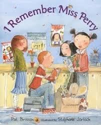 I Remember Miss Perry By Pat Brisson Talks About Unexpected Death Car Accident Because We Tend To Tell Kids From Old Age Or Illness