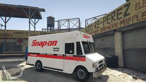 Snap-On Tools Truck - GTA5-Mods.com