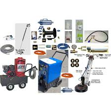 100 Truck Mounted Carpet Cleaning Equipment Clean Storm Goliath Hybrid Flood Pumper 27gal Four 2 Stage Vacs And