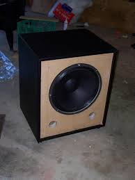 2x10 Bass Cabinet Plans by My 1x15