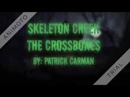 Skeleton Creek The Crossbones Book Trailer 360p