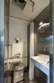 41 Best Tiny House Bathrooms Images On Pinterest | Bathrooms Décor ... Tiny Home Interiors Brilliant Design Ideas Wishbone Bathroom For Small House Birdview Gallery How To Make It Big In Ingeniously Designed On Wheels Shower Plan Beuatiful Interior Lovely And Simple Ideasbamboo Floor And Bathrooms Alluring A 240 Square Feet Tiny House Wheels Afton Tennessee Best 25 Bathroom Ideas Pinterest Mix Styles Traditional Master Basic