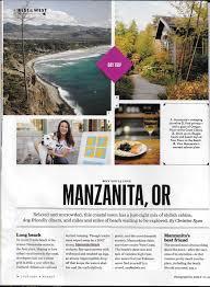 Manzanita Recognized in