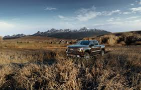Introducing The All-New 2019 Chevrolet Silverado