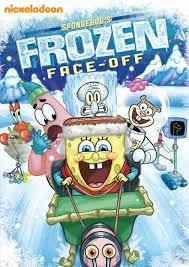 Spongebob Squarepants Halloween Dvd Episodes by Spongebob U0027s Frozen Face Off Encyclopedia Spongebobia Fandom