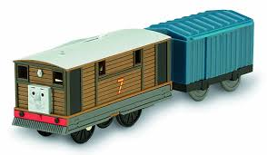 Trackmaster Tidmouth Sheds Toys R Us by Amazon Com Fisher Price Thomas The Train Trackmaster Toby