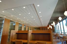 Tectum Deck Bulb Tees by This Project Utilizing Tectum Designer Series Ceiling Panels Came