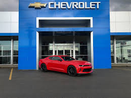 100 The Truck Shop Auburn Wa Red 2018 Chevrolet Camaro 2dr Cpe 1LT For Sale In 11615