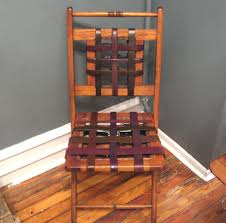 Gentlemens Quarters Vintage Folding Chair With Upcycled ... Cheap Folding Machine For Leather Prices Find Brooklyn Teak And Chair A Leather Folding Chair Second Half Of The 20th Century Inca Genuine Brown Bonded Pu Tufted Ding Chairs Accent Set 2 Leather Folding Low Armchair Moycor Marlo Chestnut Sr Living Room Chairsbutterfly Butterfly Chairhandmade With Powder Coated Iron Frame Cover With Pippa Armchair Details About Relaxing Armchair Single Office Home Balcony Summervilleaugustaorg