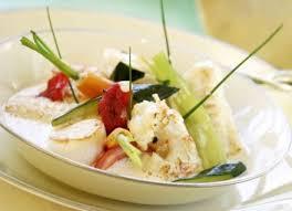 pot au feu de la mer aux petits légumes 255 calories par franck
