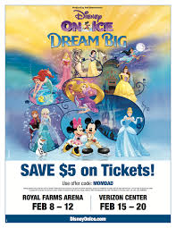 Disney On Ice Ticket Discount / Scholastc Book Club
