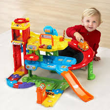vtech go go smart wheels park u0026 learn deluxe garage toys