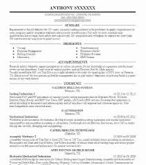 Quality Assurance Manager Resume Examples