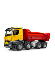Shop Bruder, MB Arocs Halfpipe Dump Truck 54.9x18.8x22.5 Centimeter ... Bruder Mack Granite Dump Truck 116 Scale 1864028092 Cek Harga Hadiah Tpopuler Diecast Mainan Mobil Mack Bruder News 2017 Unboxing Truck Garbage Man Crane And 02823 Halfpipe Chat Perch Toys Kids With Snow Plow Blade 02825 Toy Model Replica Half Pipe Toot Toy Cars Pinterest Jual 2751 Dump Truk Man Tga Excavator Ebay Pics Unique 3550 Scania R Series Tipper Rc 4wd Mercedesbenz Trailer Transportation