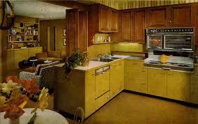 Beautiful 1970s Kitchen Cabinets