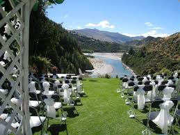 Trelawn Place Offers A Stunning Queenstown Wedding Venue In Peaceful Riverside Location Luxury Honeymoon Accommodation And Also