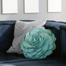 Pottery Barn Decorative Pillow Inserts by Flora Felt Pillow Pbteen