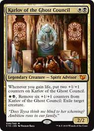 Premade Commander Decks 2015 by Starcitygames Two Directions For Commander 2015 S Call The