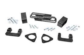 2 5in Suspension Lift Kit for 2007 2018 Chevrolet Silverado GMC