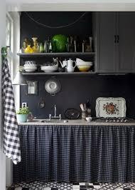 cache meuble cuisine cache rideau cuisine embrasse gland et accessoires dco with cache