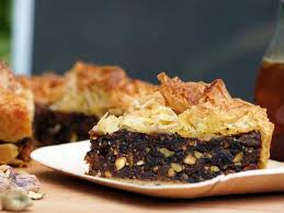 moroccan style fruitcake with apricots dates and figs recipes