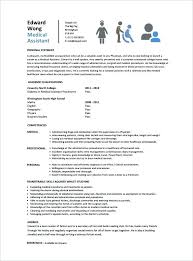 Medical Resume Examples Entry Level Assistant Format Spa Receptionist Sample