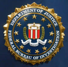 department of justice federal bureau of investigations wall seal