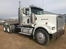 2008 Western Star 4900FA Day Cab Truck For Sale - Missoula, MT ... Kenworth T800 Versatile Hauler Trucks In Arizona For Sale Used Used 2007 Kenworth Pre Emissions Tandem Axle Daycab For Sale In Ari Legacy Sleepers Daycabs Intertional 9200i Tandem Axle Day Cab Tractor For Sale By Lvo Vnl64t Day Cab Dade City Fl Vehicle Details 2010 2004 Volvo Vnm42t Single Arthur 2000 Freightliner Fld120classic Truck Auction Or 2014 Peterbilt 579 2002 W900l Ms 6403