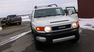 2011 Toyota FJ Cruiser TRD Sport For Sale~Rack~Rear Diff Lock ...
