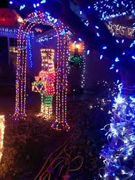 Christmas Tree Lane Alameda 2014 by Holiday Lights 15 Spectacular Bay Area Displays