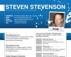 How To Create A Great Web Designer Resume And CV Smashing Magazine