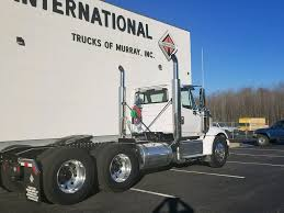 NEW 2017 INTERNATIONAL LONESTAR TANDEM AXLE DAYCAB FOR SALE IN KY #1120