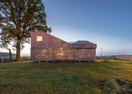 100 Modern Wooden Houses Energy Efficient House Zilvar By ASGK Design