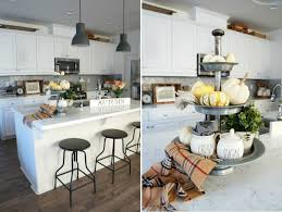 View In Gallery Eclectically Vintage Kitchen Fall Decor Ideas