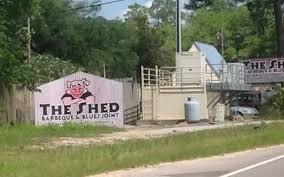 The Shed Gulfport Ms by The Shed Restaurant Submits Plans In Effort To Get Retroactive