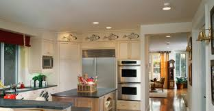 kitchen recessed lighting layout placement basic planning ideas