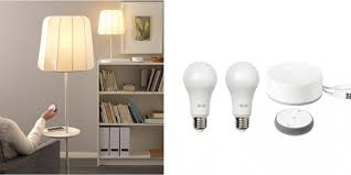 ikea adds philips hue to smart home lighting collection