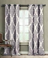 Plum Curtain Panels Thermal Lined Grommet Top Panel Plum Plum