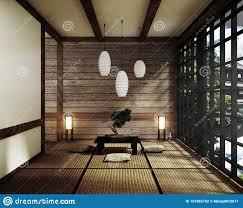 100 Zen Style House Mock Up Tatami Mats And Paper Sliding Doors Called Shoji